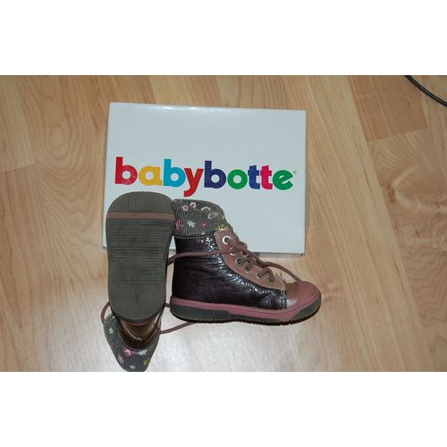 Chaussure babybotte pas cher ou d'occasion sur Rakuten