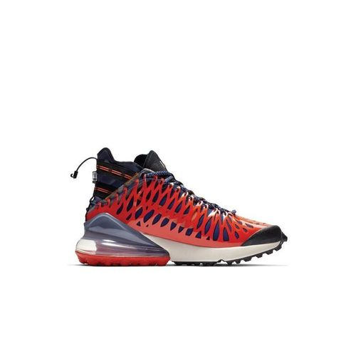 FEMME NIKE FLYKNIT MAX BASKETS CHAUSSURES VIN ROUGE