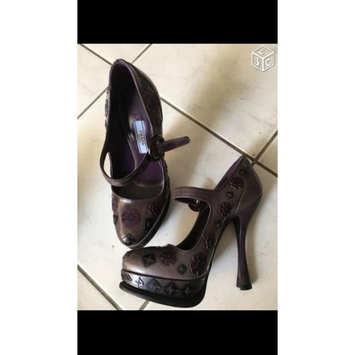Chaussures de luxe pour Femme taille 37 Achat, Vente Neuf