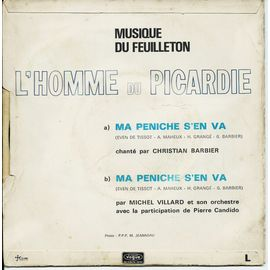 Musique Du Feuilleton Lhomme Du Picardie Ma Peniche Sen Va