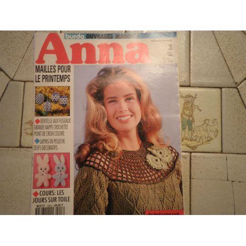 cahier tricot crochet § MODES ET TRAVAUX 07//1982