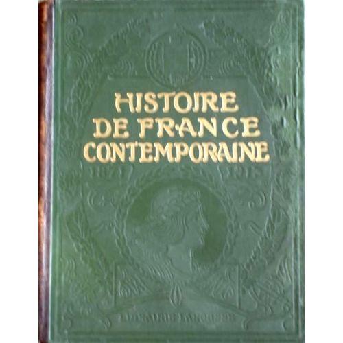 Histoire De France Contemporaine 1871 1913 Le Mouvement Intellectuel En France Depuis 1871 La Mode De 1871 A 1895 Une Planche En Couleurs