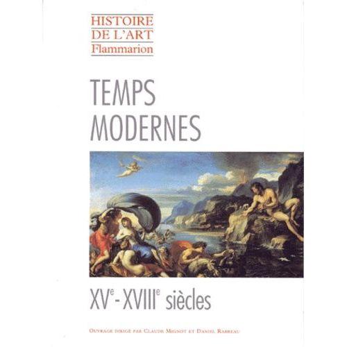 Histoire De L Art Flammarion Temps Modernes