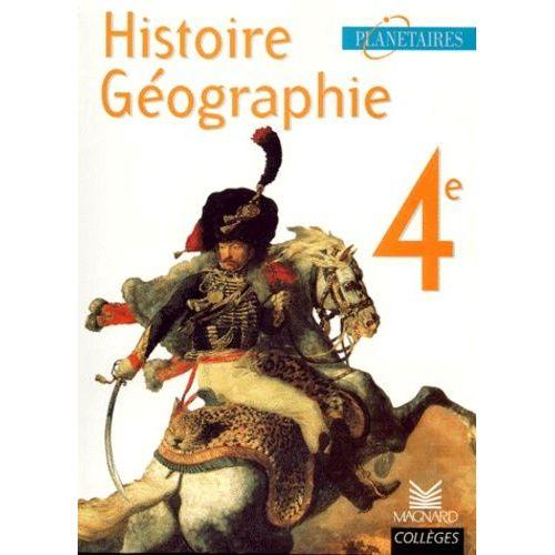 Histoire Geographie 4e