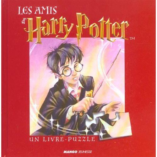 Les Amis D Harry Potter Un Livre Puzzle