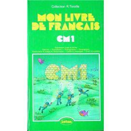 Mon Livre De Francais Cm1