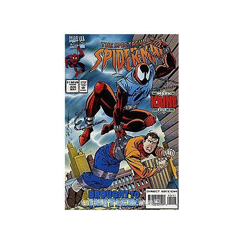 SPIDERMAN CARTE NEUVE de 1992 N° 74 LE MARIAGE DE SPIDERMAN Mint Condition