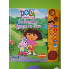 Magi Livre Interactif Dora L Exploratrice