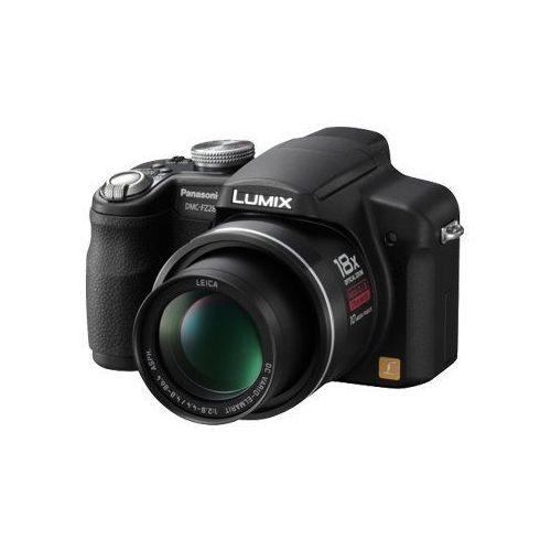 Appareil Photo Compact Panasonic Lumix Dmc Fz28 Appareil Photo Numérique Compact 101 Mp 720 P 18x Zoom Optique Leica