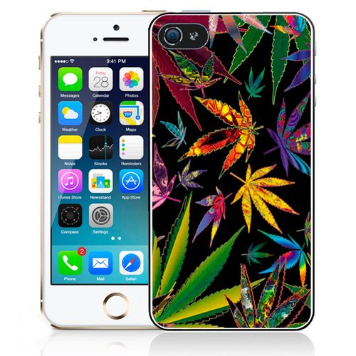 coque iphone 5 weed