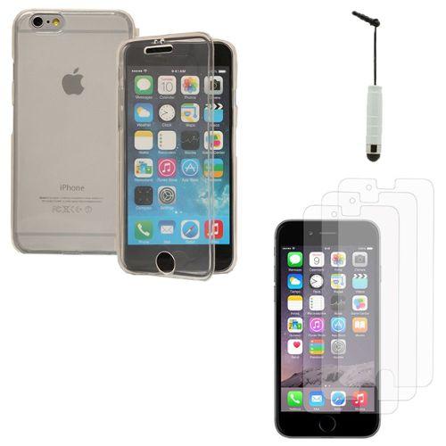 coque iphone 6 silicone lot