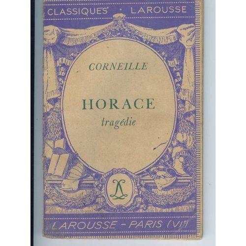 Horace (Petits Classiques Larousse t. 45) (French Edition)
