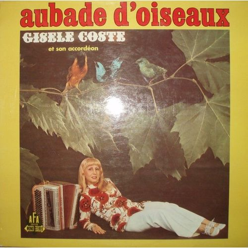 lowest discount half off more photos AUBADE D'OISEAUX