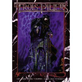Les Trois Piliers   de Crowe, Lea  Format Beau livre