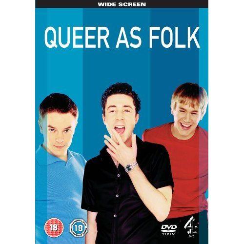 DVD Zone 1 Queer As Folk (Autre)