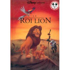 Le Roi Lion de disney Format Album