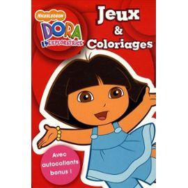 Dora L Exploratrice Jeux Coloriages Rakuten
