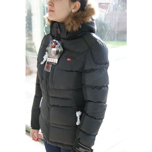 Veste geographical norway femme noire