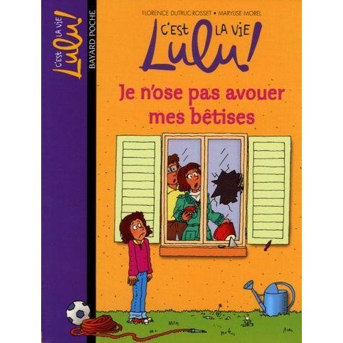 C U0026 39 Est La Vie Lulu   Tome 8