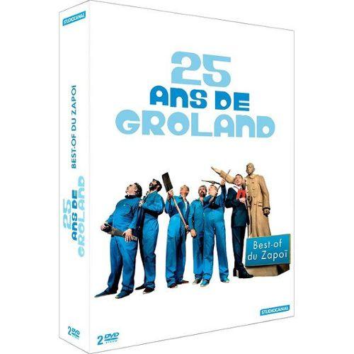 25 Ans De Groland Le Meilleur Du Zapoi