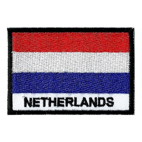 Patch écusson blason Amsterdam pays-bas hollande