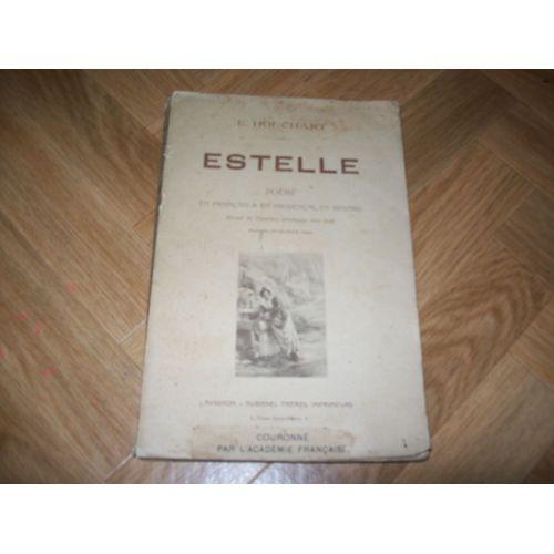 Estelle Poème En Français En Provençal En Regard