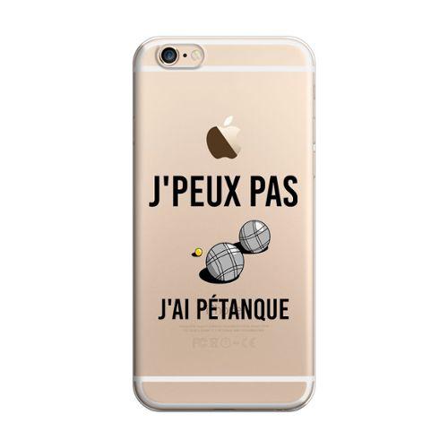 coque iphone 6 petanque