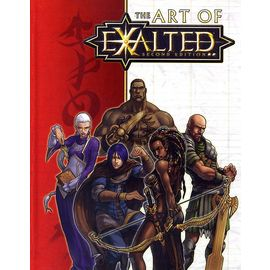 Exalted, Second Edition   de Alan Alexande  Format Cartonné