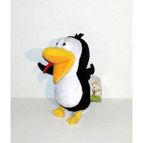 Pingouin 4,5 cm en acier inoxydable