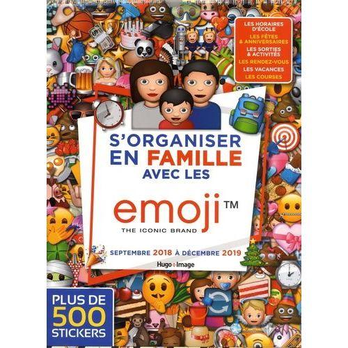 S Organiser En Famille Avec Les Emoji The Iconic Brand