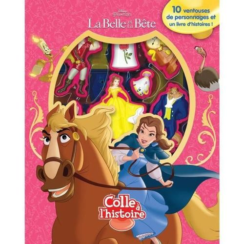 Black Friday Disney La Belle Et La Bete Plus De 10 Figurines