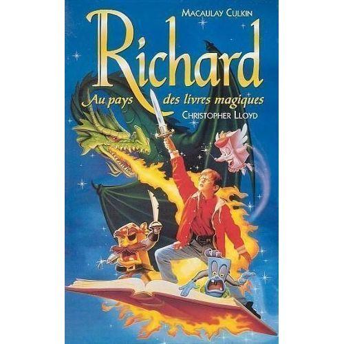 Black Friday Richard Au Pays Des Livres Magiques Rakuten