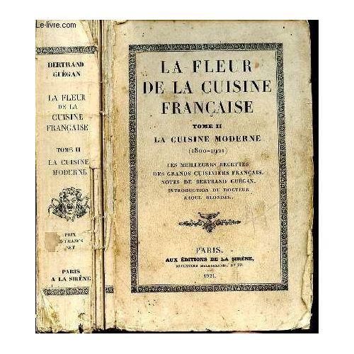 Black Friday La Fleur De La Cuisine Francaise Tome 2 La