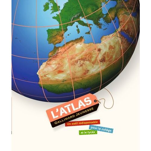 L Atlas Gallimard Jeunesse