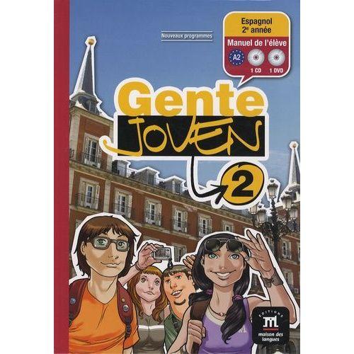 Espagnol 1re année Gente Joven 1 5 CD audio - Encina Alonso