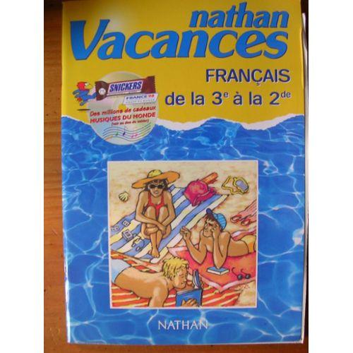 Cdv Francais 3 2eme