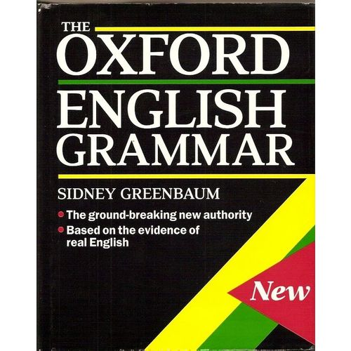 The Oxford English Grammar Relie