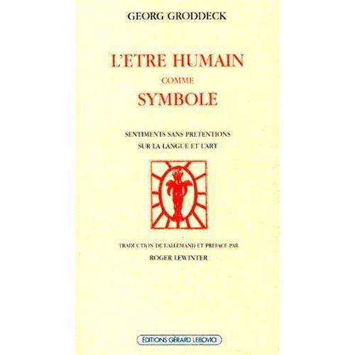 l u0026 39 etre humain comme symbole