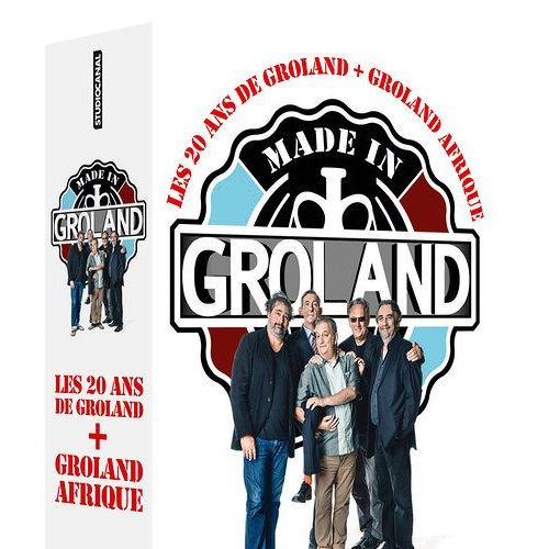 Made In Groland Les 20 Ans De Groland Groland Afrique Edition Collector