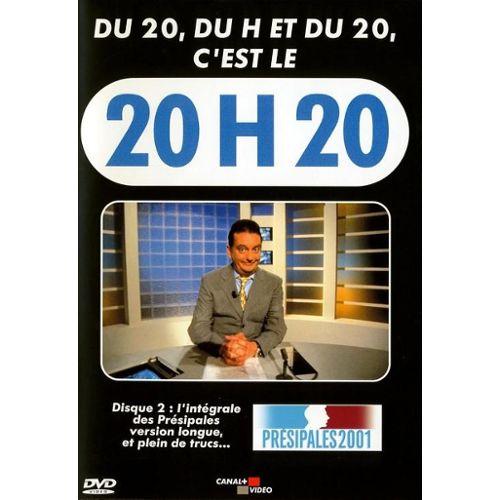 Groland Le Coffret Grolandsat Le 20h20