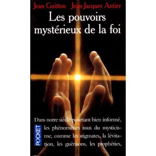 Les Pouvoirs Mysterieux De La Foi - Signes Et Merveilles | Rakuten