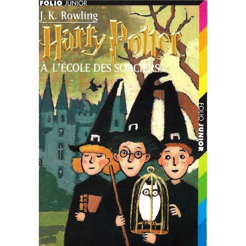 Harry Potter Folio Junior Pas Cher Ou D Occasion Sur Rakuten