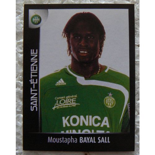 José Alonso Da Silva Carte France  Foot 2000 N°208 Saint Etienne