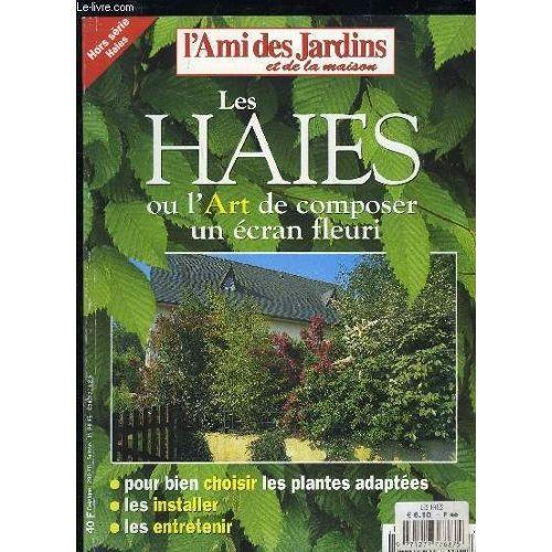 L\'ami Des Jardins Et De La Maison Hors Serie N° 87 - Les ...