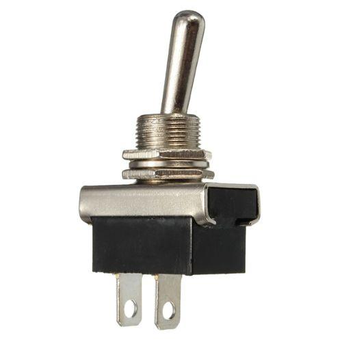 Interrupteur De La Lumi/ère 12V Voiture Interrupteur De La Lumi/ère Push Pull