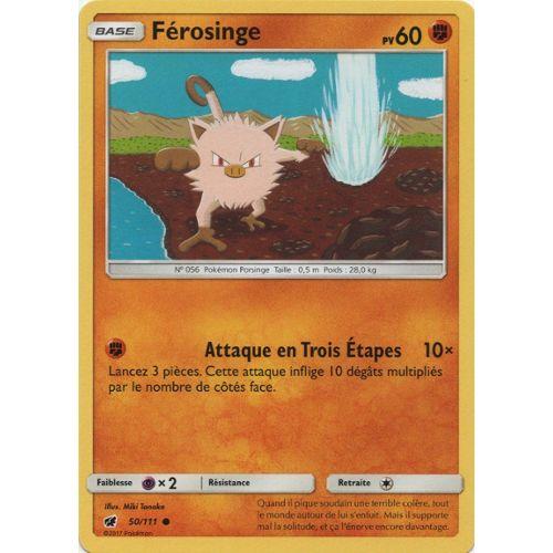 Carte Pokemon Neuve Française SL4:Invasion Carmin 36//111 Fantominus Reverse