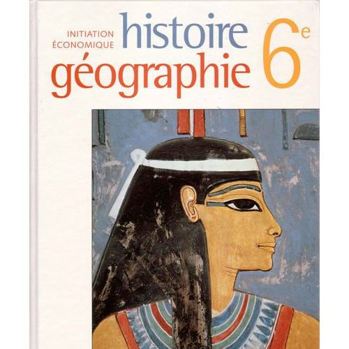 Histoire Geographie 6eme Spe