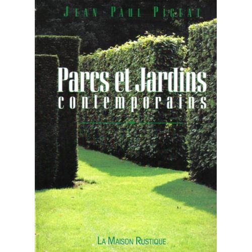 Parcs Et Jardins Contemporains