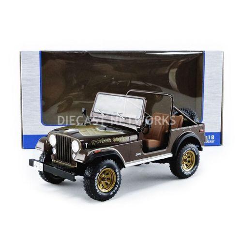 Mod/èle /À L/échelle Echelle 1//18 V/éhicule Miniature Police Jeep Rescue Concept 36211 Maisto
