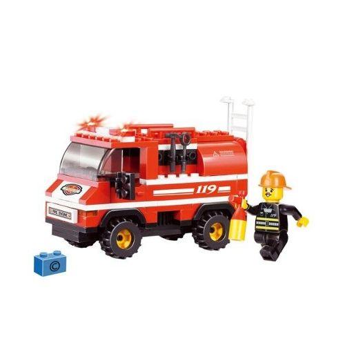 Lego 30001 City Pompier voiture poly sac